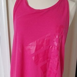 New Adidas Womens Essentials BOS Tank (Large)